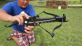 80lb Mini Crossbow