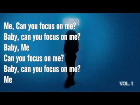 H.E.R - Focus Lyrics