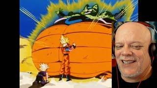"REACTION VIDEO | ""Dragon Ball Z Abridged #60, Part 2"" - Goku"