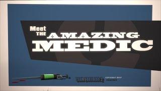 Meet the Amazing Medic- Saxxy Awards 2014