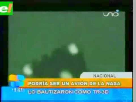 OVNI BAJO TORMENTA EN BOLIVIA DETALLADO SEGUN EXPLICACION 2012