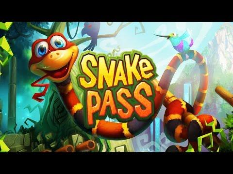 ULAR TERLUCU - Snake Pass Indonesia