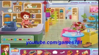 العاب بنات - لعبة فلاش -  تسوق  2016