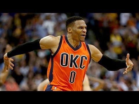 Russell Westbrook BEST PLAY EVERY GAME MVP Season 2016 2017