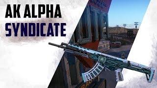 Warface AK Alpha Syndicate || RU PTS