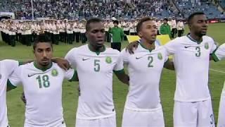 [16.11.2014] Saudi arabia vs Bahrain - national anthems