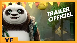 Kung Fu Panda 3 : Bande-annonce 2 [Officielle] VF HD