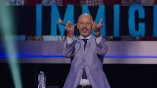 """How To Say BALLS In Multiple Languages"" - MAZ JOBRANI (Watch Immigrant On Netflix)"