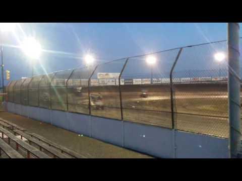 MOWA Sprint Car Heat 1 Tri State Speedway