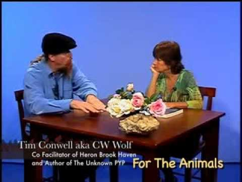 For the Animals-The Unknown Pyp interview. C.W. Wolf