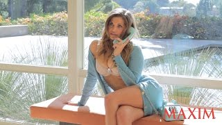 Maxim Throwback: Behind the Scenes with Danielle Fishel
