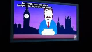 Tricia Dasgupta Family Guy Indian reporter