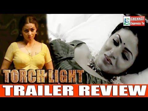Xxx Mp4 OFFICIAL TORUCHLIGHT Trailer Review Sadha Riythvika Vj Hindhuja Chennai Express 3gp Sex