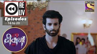 Weekly Reliv | Ek Deewaana Tha | 13th  Nov to 17th Nov 2017 | Episode 16 to 20