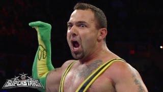 Santino Marella vs. JTG: WWE Superstars, Sept. 20, 2013