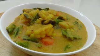 Mixed Vegetables with Dal | Sanjeev Kapoor Khazana