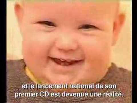 Lovely Baby CDs French presentation