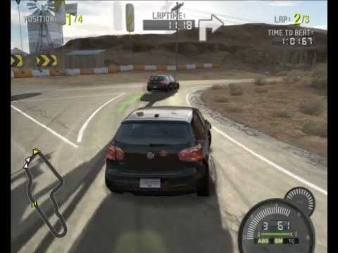 Gameplay Need For Speed Pro Street Part 1