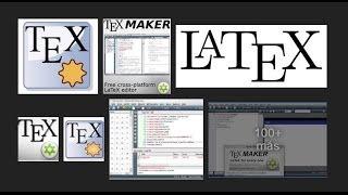 tutorial texmaker latex español parte 1