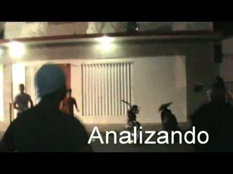A machetazo limpio se enfrentan Jóvenes en Parque Duarte de Jarabacoa