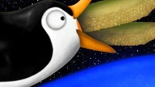 GIGANTIC PENGUIN EATS FLOATING ISLANDS - Tasty Planet Forever Part 12 | Pungence