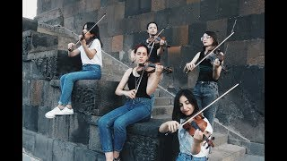 System Of A Down - Radio/Video (Violin Revolution cover)