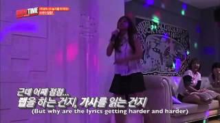 EXID Funny Clip #197- Unpretty Rapstar Hani