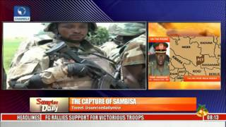 Army Says Sambisa Forest Is Under Its Control Pt. 3