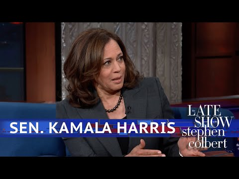 Sen. Kamala Harris This Won t End With A Wall