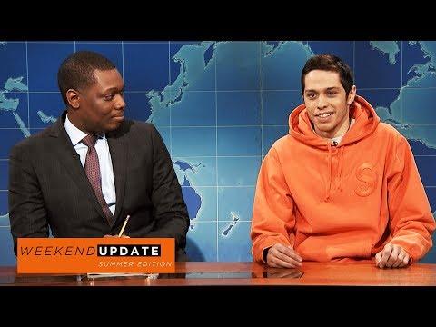 Xxx Mp4 Weekend Update Pete Davidson On Colin Kaepernick SNL 3gp Sex