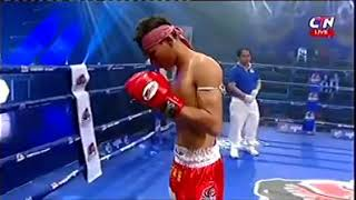 Bang Kayak vs Iran CTN Khmer boxing 24/11/2018