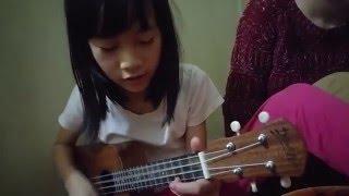 Vì Tôi Còn Sống - ukulele cover by Thúy công chúa