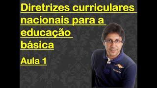 Diretrizes Curriculares Nacionais para a Educação Básica: Aula 01 - Hamurabi