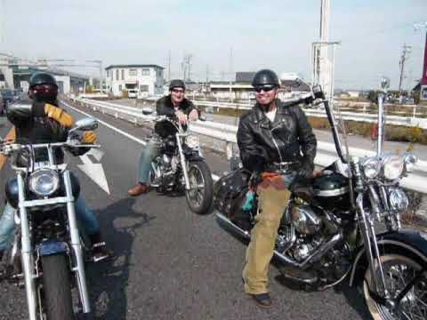 Hambiker touring vo.1 in GIBSON S HAMBURGER ハンバイカーツーリング清州