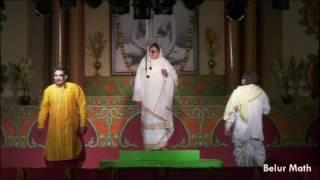 Drama : Parampurush Sri Ramakrishna by Sri Ramakrishna Ashrama Nimpith 2017