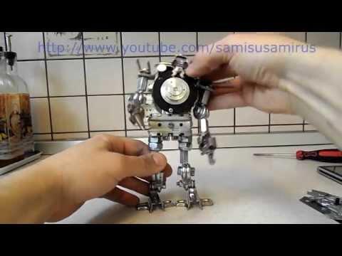 Как делать робот своими руками