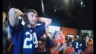 Auburn vs. Alabama - Fan Reactions To Kick Return 2013 Iron Bowl