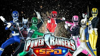 Power Rangers S.P.D. Opening Hindi (हिन्दी)