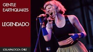AURORA - GENTLE EARTHQUAKES (Lollapalooza Chile 2018) | LEGENDADO