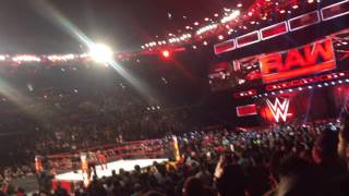 WWE Raw - AJ Lee and Paige are back!!! after Raw ends (Movies)