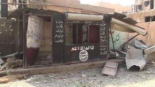 قوات النظام السوري استعادت مدينة الميادين في محافظة دير الزور