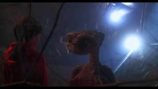 E.T., el extraterrestre(1982) - Escena final: