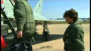A bordo dell'Eurofighter