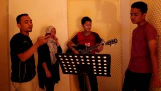 Hello - Adele cover by Aina Mentor Legend & Akhdan