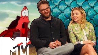 Chloe Moretz Talks Upcoming The Little Mermaid Film & Sebastian The Crab | MTV