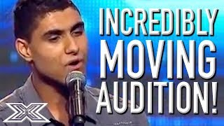 SUPER EMOTIONAL Audition Has Judges In Tears! | X Factor Global