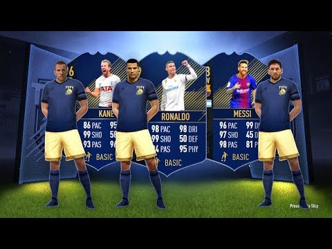 Xxx Mp4 99 TOTY RONALDO 98 TOTY MESSI 96 TOTY KANE FIFA 18 Ultimate Team 3gp Sex