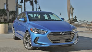2017 Hyundai Elantra Review - First Drive