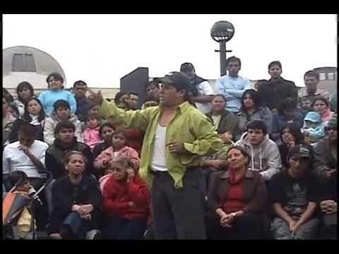 comico peruano al contraataque de chilenos