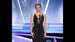 Kristen Bell kicks off female-led SAG Awards by taking a dig at Melania Trump